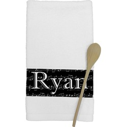 Musical Notes Kitchen Towel (Personalized)