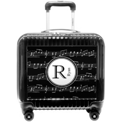 Musical Notes Pilot / Flight Suitcase (Personalized)
