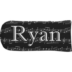 Musical Notes Putter Cover (Personalized)