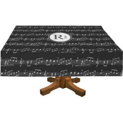 Musical Notes Tablecloth (Personalized)