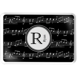 Musical Notes Serving Tray (Personalized)
