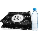 Musical Notes Sports & Fitness Towel (Personalized)