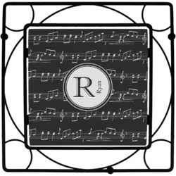 Musical Notes Trivet (Personalized)
