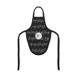 Musical Notes Bottle Apron (Personalized)