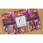 Abstract Music Area Rug (Personalized)