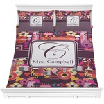 Abstract Music Comforters (Personalized)