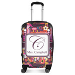Abstract Music Suitcase (Personalized)