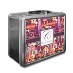 Abstract Music Lunch Box (Personalized)