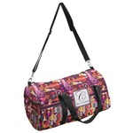 Abstract Music Duffel Bag (Personalized)