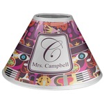 Abstract Music Coolie Lamp Shade (Personalized)