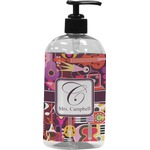 Abstract Music Plastic Soap / Lotion Dispenser (Personalized)