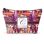 Abstract Music Makeup Bags (Personalized)