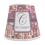 Abstract Music Empire Lamp Shade (Personalized)