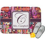 Abstract Music Memory Foam Bath Mat (Personalized)