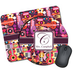 Abstract Music Mouse Pads (Personalized)
