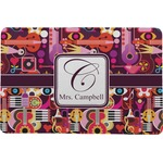 Abstract Music Comfort Mat (Personalized)