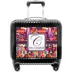 Abstract Music Pilot / Flight Suitcase (Personalized)