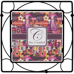 Abstract Music Trivet (Personalized)