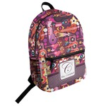 Abstract Music Student Backpack (Personalized)