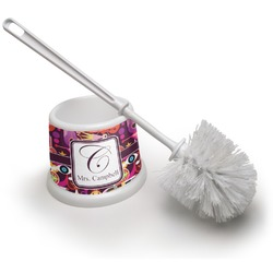 Abstract Music Toilet Brush (Personalized)
