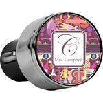 Abstract Music USB Car Charger (Personalized)