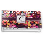 Abstract Music Vinyl Checkbook Cover (Personalized)