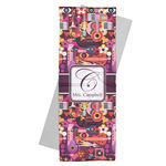 Abstract Music Yoga Mat Towel (Personalized)