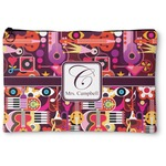 Abstract Music Zipper Pouch (Personalized)