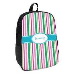 Grosgrain Stripe Kids Backpack (Personalized)