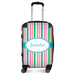 Grosgrain Stripe Suitcase (Personalized)