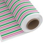Grosgrain Stripe Custom Fabric by the Yard (Personalized)