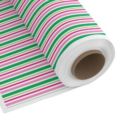 Grosgrain Stripe Custom Fabric by the Yard (Personalized)