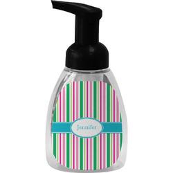 Grosgrain Stripe Foam Soap Dispenser (Personalized)