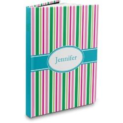 Grosgrain Stripe Hardbound Journal (Personalized)