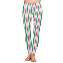 Grosgrain Stripe Ladies Leggings (Personalized)