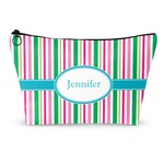 Grosgrain Stripe Makeup Bags (Personalized)