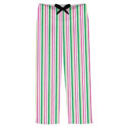 Grosgrain Stripe Mens Pajama Pants (Personalized)