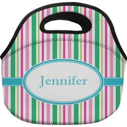 Grosgrain Stripe Lunch Bag (Personalized)