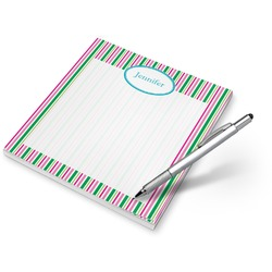 Grosgrain Stripe Notepad (Personalized)