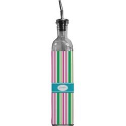 Grosgrain Stripe Oil Dispenser Bottle (Personalized)