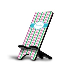 Grosgrain Stripe Phone Stand (Personalized)