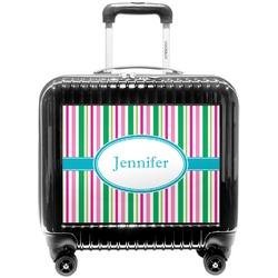 Grosgrain Stripe Pilot / Flight Suitcase (Personalized)