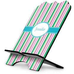 Grosgrain Stripe Stylized Tablet Stand (Personalized)