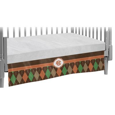 Brown Crib Skirt 98