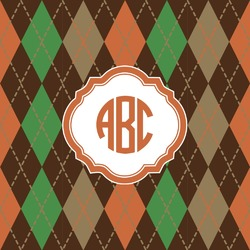 Brown Argyle