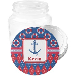 Buoy & Argyle Print Jar Opener (Personalized)