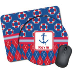 Buoy & Argyle Print Mouse Pads (Personalized)