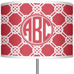 """Celtic Knot 13"""" Drum Lamp Shade (Personalized)"""