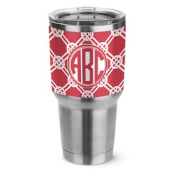 Celtic Knot Stainless Steel Tumbler - 30 oz (Personalized)