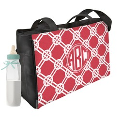 Celtic Knot Diaper Bag (Personalized)